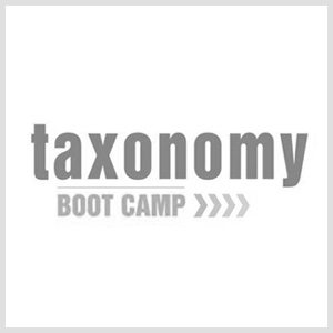 Taxonomy Boot Camp Logo